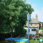 Suburban garden 2004
